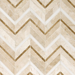 Diana Royal Honed & Polished Chevron