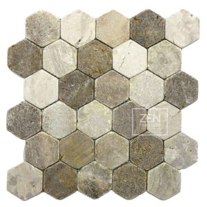 Zen Paradise specializes in beautiful hand-crafted stone, pebble, and basalt tiles imported from islands throughout Southeast Asia.  We have currently added a new line of vein cut travertine from the mountainous regions of Peru.