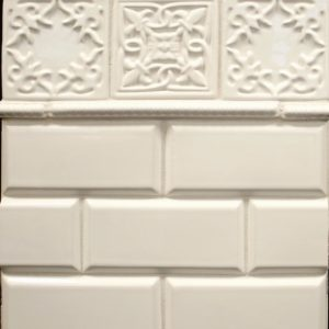 south-beach-white-gloss-front-cornice-queen-king-beads-3x6-bevel