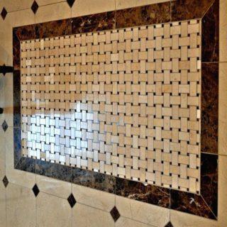 Crema Marfil Marble Tile mosaic