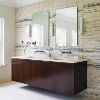 alabastrino rustico bathroom