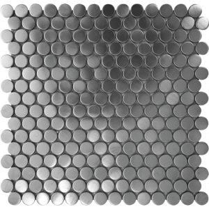 metal circle metallico metal mosaic intrepid marble and granite