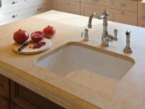 kitchen-limestone-countertop