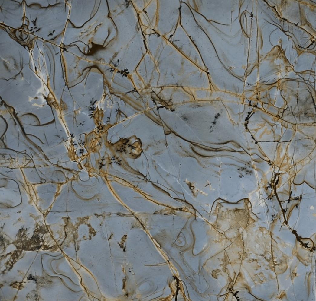Illusion Blue Quartzite Slab – Intrepid Marble and Granite