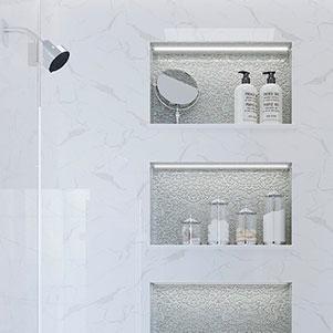 GEM-2 Glass Diamond install - square 300x300