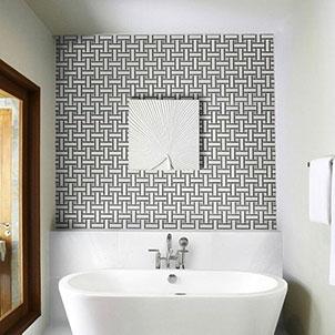 TL16731-MS01332 Aspen White Honed Marble square 300x300