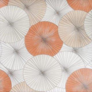 stone impressions Parasol-Poppy-Carrara